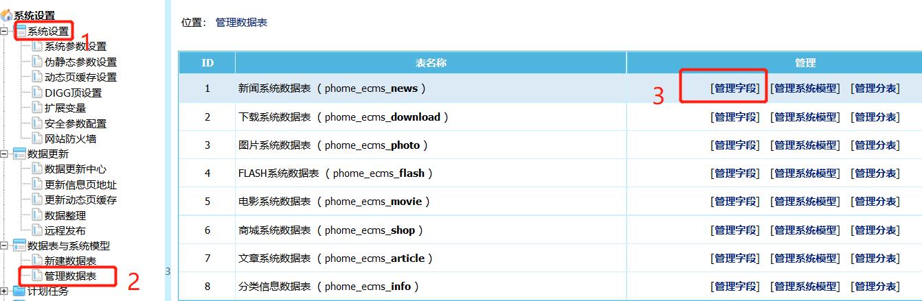 帝国cms增加文章关键字时同步增加相同tags标签的方法
