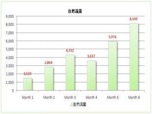 金融企业网站SEO推广,自然搜索流量提升4倍